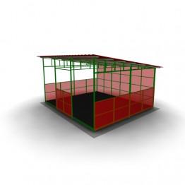 Веранда для детских садов ПС-45