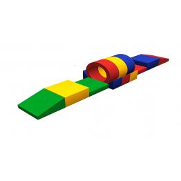 Мягкий спортивный модуль «Червяк»