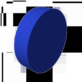 Мягкий модуль цилиндр d600