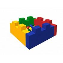 Детские игровые комплексы РОМАНА (3-7 лет)