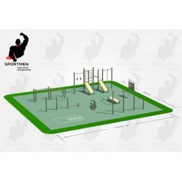 Спортивная площадка СП-2