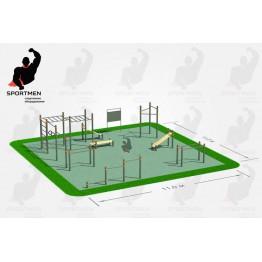 Спортивная площадка СП-5