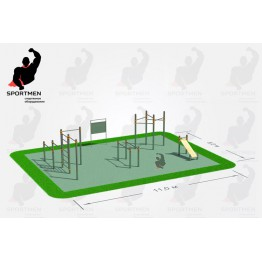 Спортивная площадка СП-6
