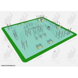 Спортивная площадка К-10