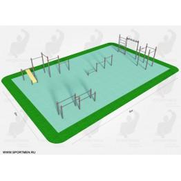 Спортивная площадка К-2