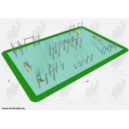 Спортивная площадка К-5