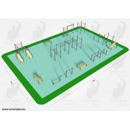 Спортивная площадка К-6